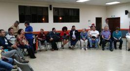 Territorios Seguros comparte su experiencia con vecinos de diversos cantones