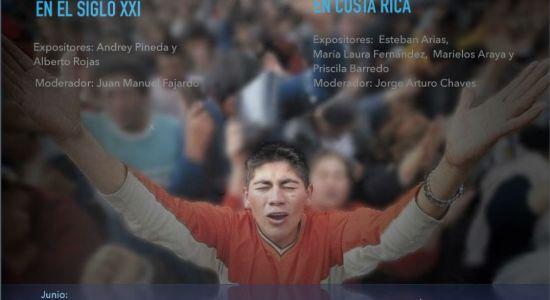Talleres de junio en el CEDI el Fenomeno Neopentecostal y las Elecciones 2018 en Costa Rica