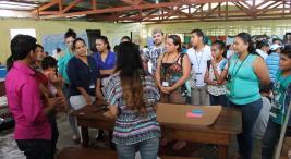 UCR Upala funda la primera red de comunidades organizadas