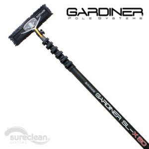 Gardiner Poles, Brushes & Fittings