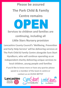 OPEN Poster