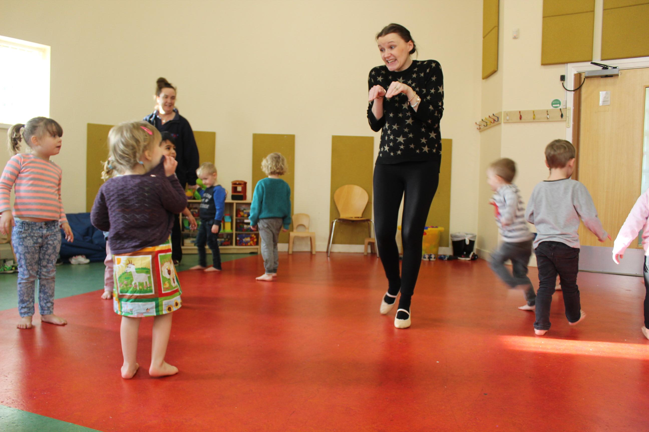 Little Stars PCFC Dance Class 27.01 (20)