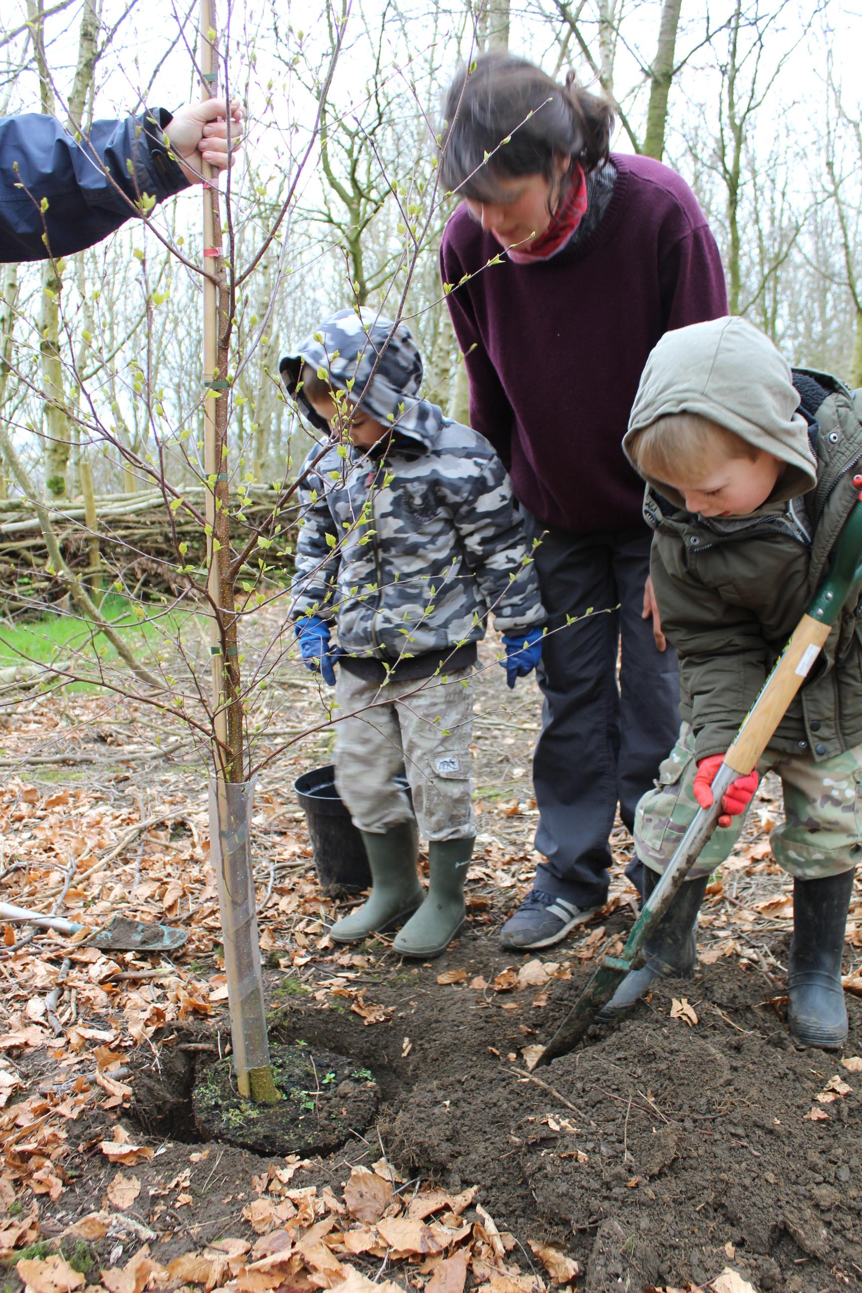 Family Tree Planting 05.04 (69)