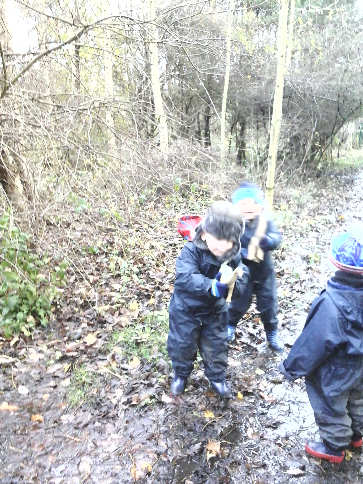 BCFC WCFC Forest School 27.11 (16)