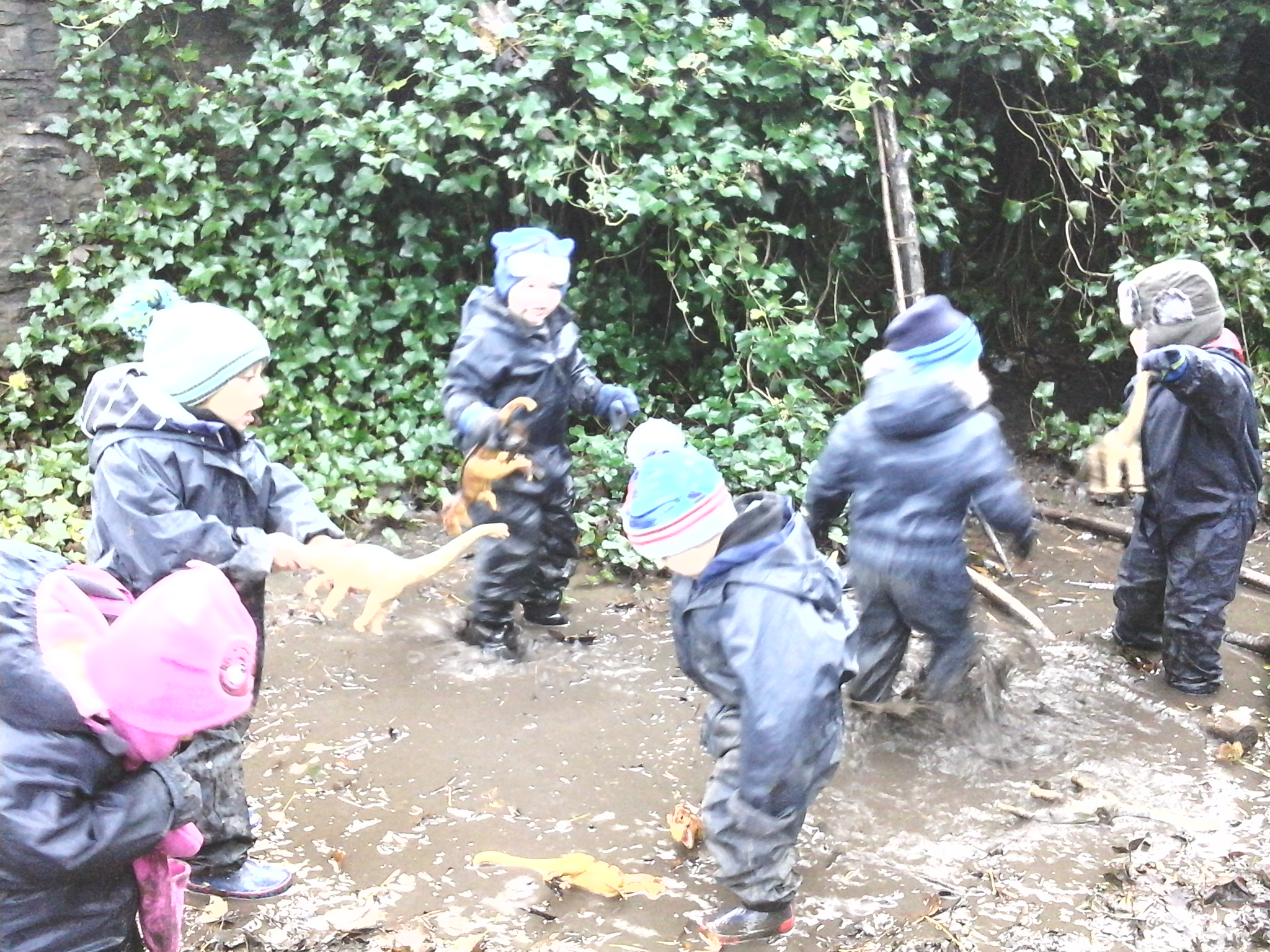 BCFC WCFC Forest School 27.11 (40)