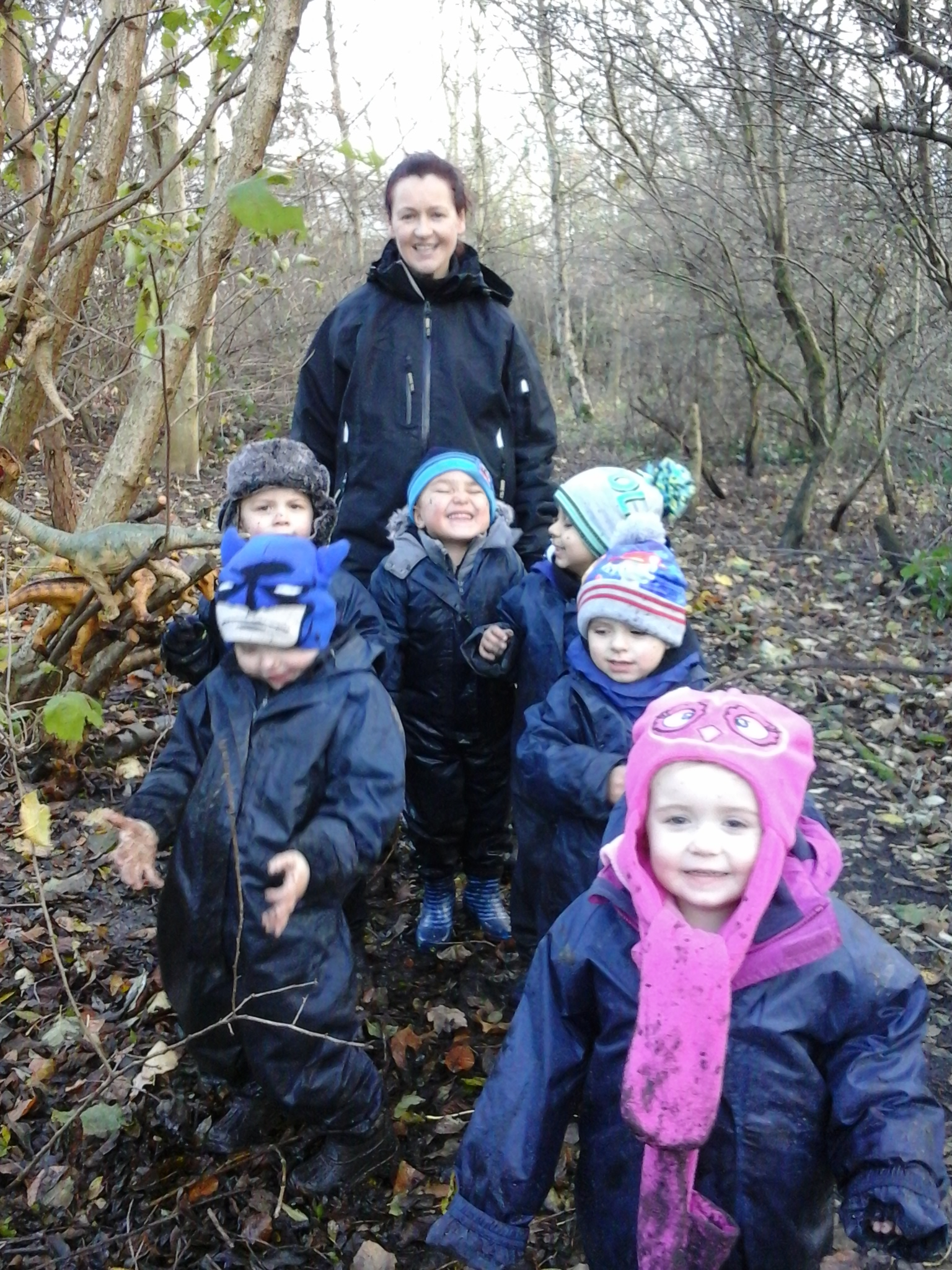 BCFC WCFC Forest School 27.11 (68)