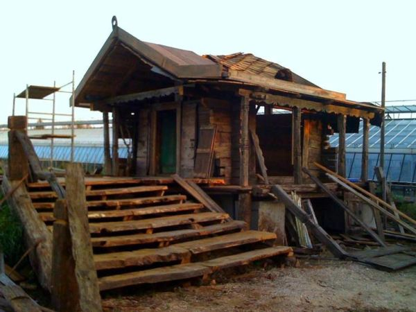 Casa maramureseana de lemn - Danut Hotea