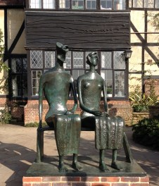 King and Queen Wisley