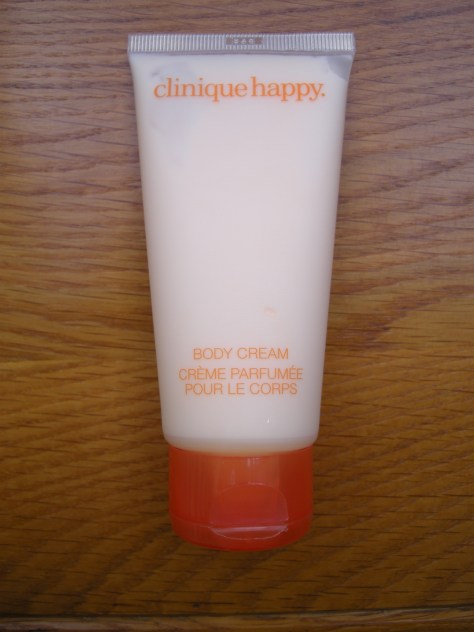 Clinique Happy Body cream