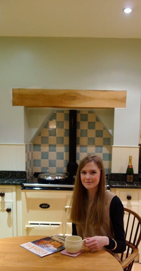 Cooking with an Aga