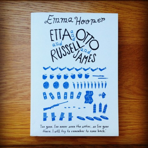 Etta and Otto and Russell and James review