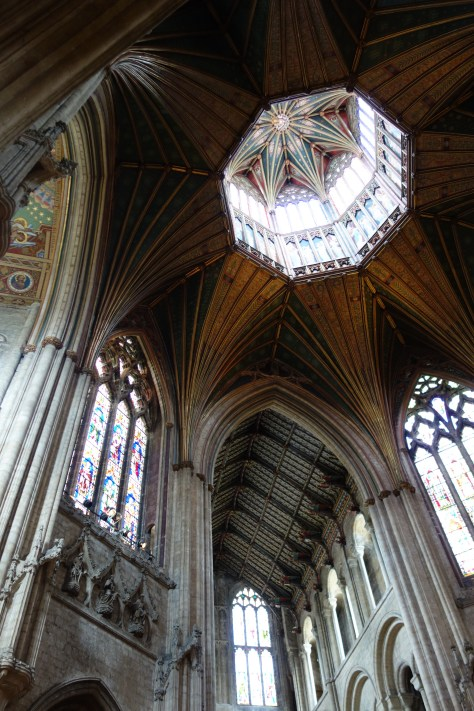 Ely Cathedral roof