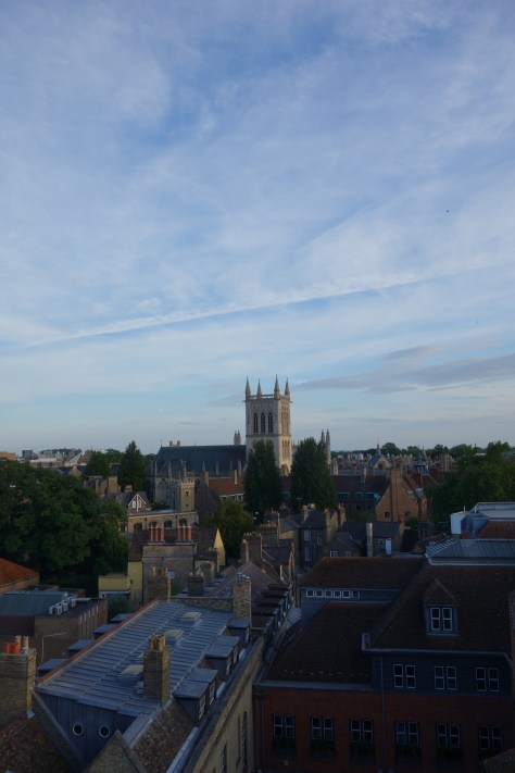Views of Cambridge