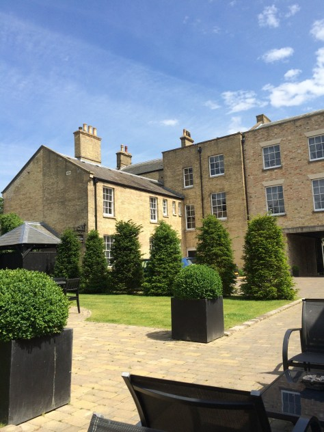 Ely Poets House review