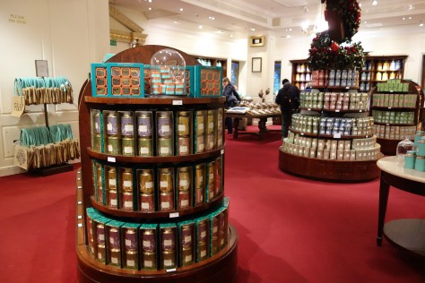 Fortnum and Mason London