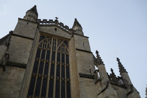 What to see in Bath