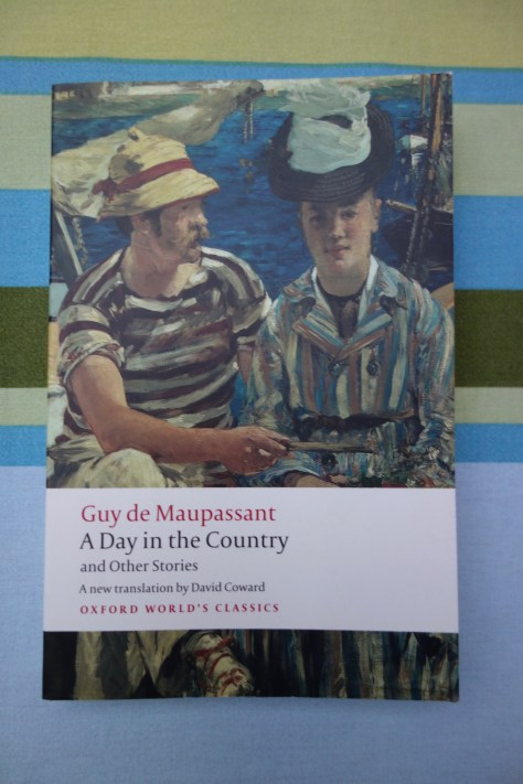 Guy Maupassant A Day in the Country