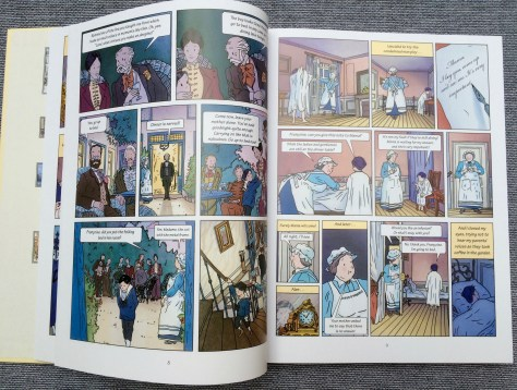 Proust illustrated