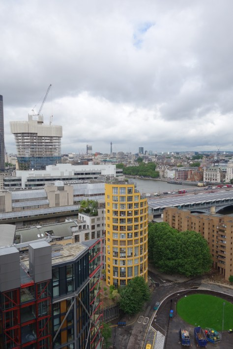 Views from the New Tate Modern