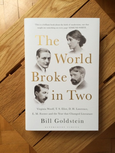 The World Broke in Two review
