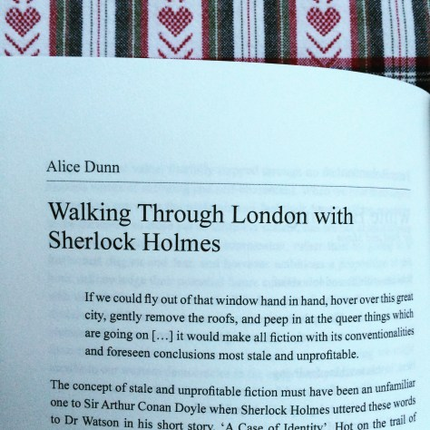 The London Magazine Alice Dunn