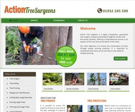 Action Tree Surgeons