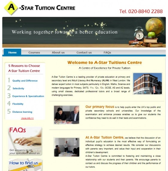 A-Star tuition Centre