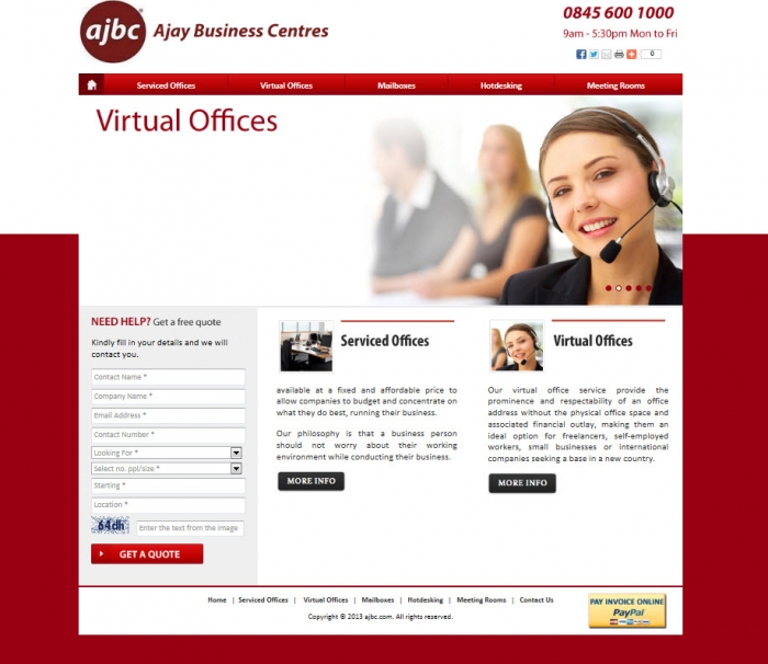AJBC - Ajay Business Centres