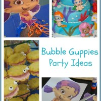 Bubble Guppies - Ariel Birthday Party! Let's Celebrate!