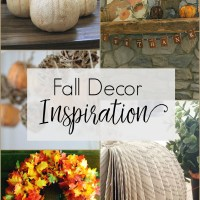 Fall Decor Inspiration for Your Home