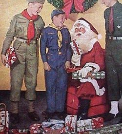 Boy Scout Christmas Gifts