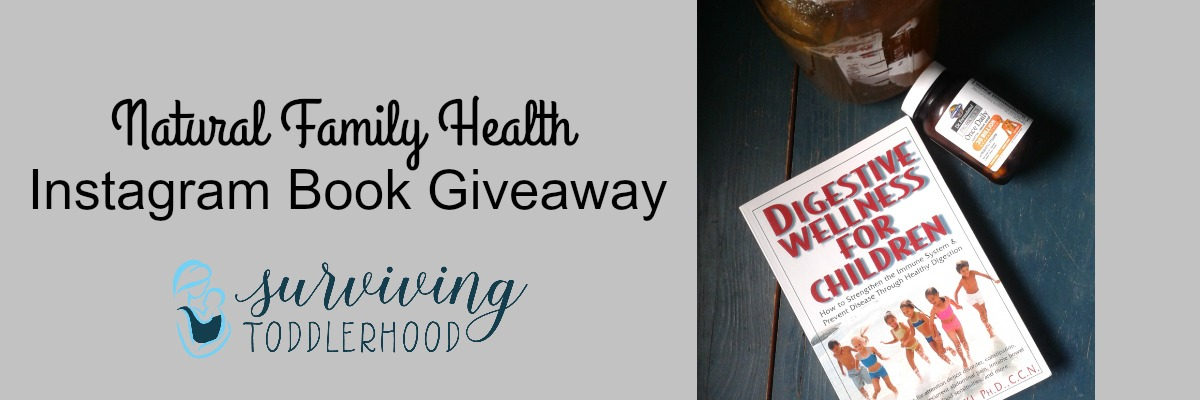 Back to School for Mommas {Natural Family Health Book Giveaway}