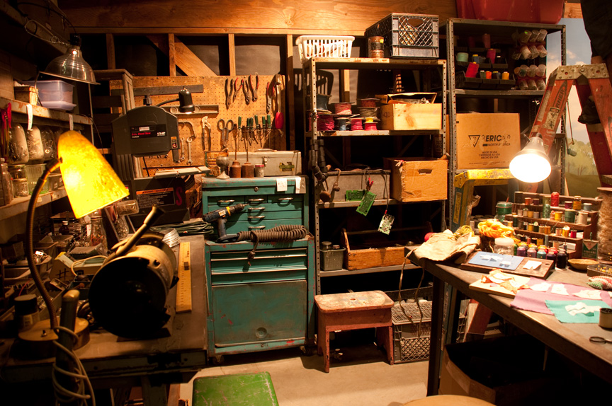 10Barry's Mouse workshop