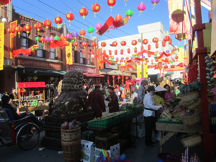 9Chinatown and Tourist Center