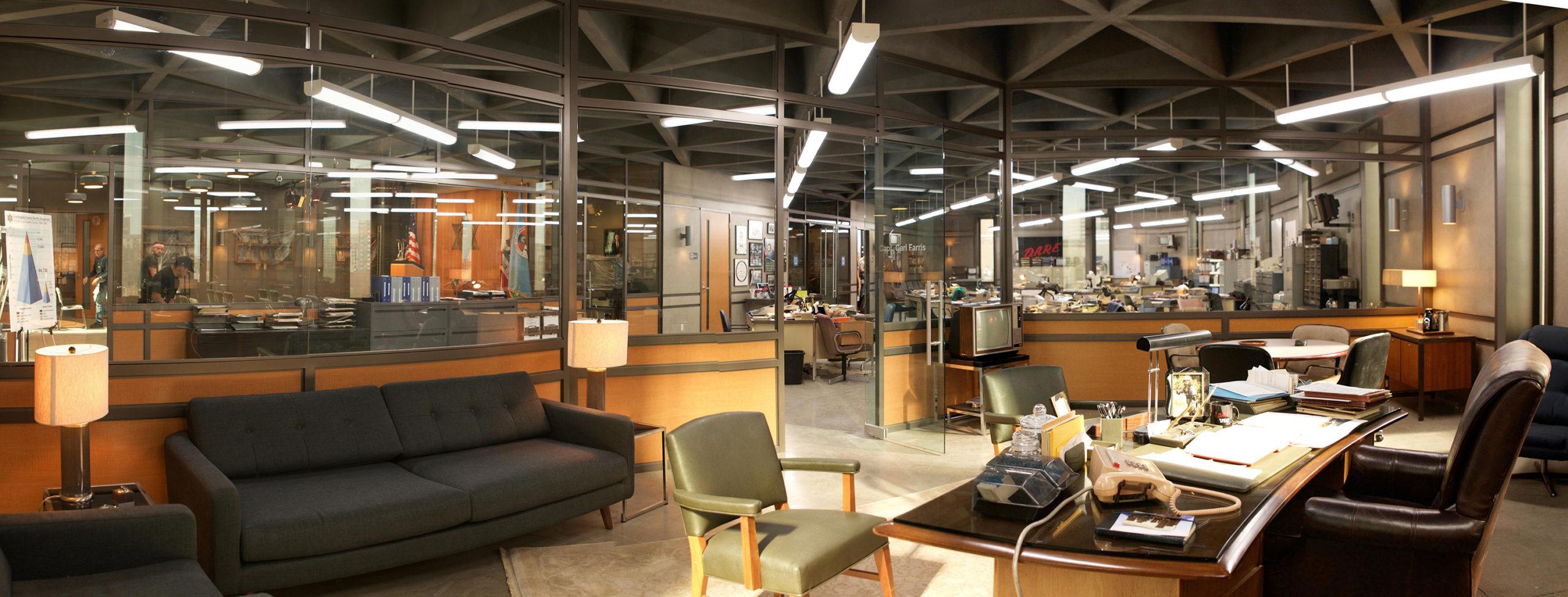 LA Sherriff's Office 1