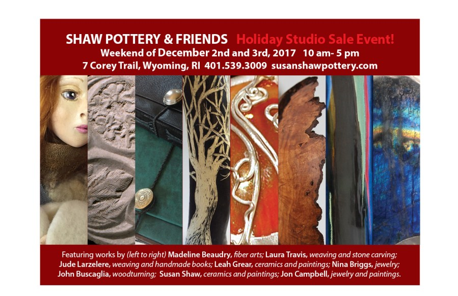 Holiday Sale Flyer 2017