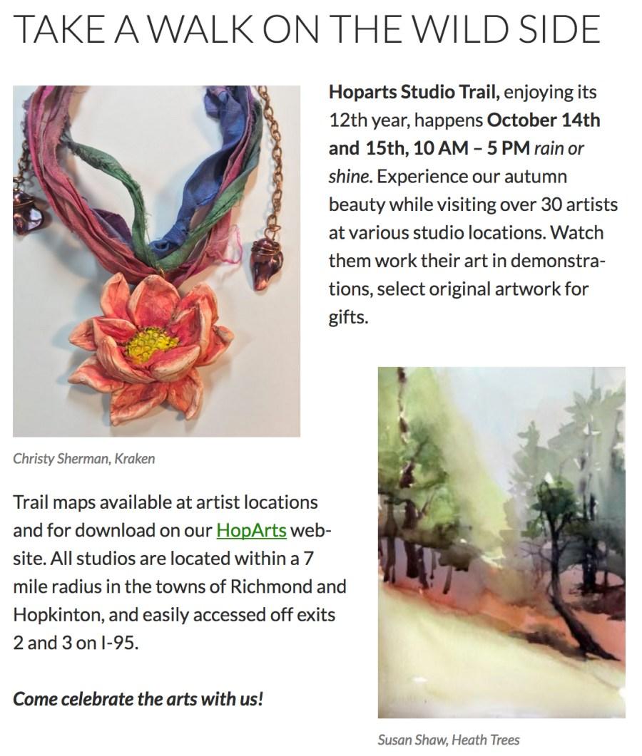 Hoparts Studio Trail
