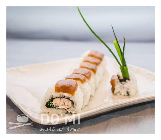sushi z tykwą