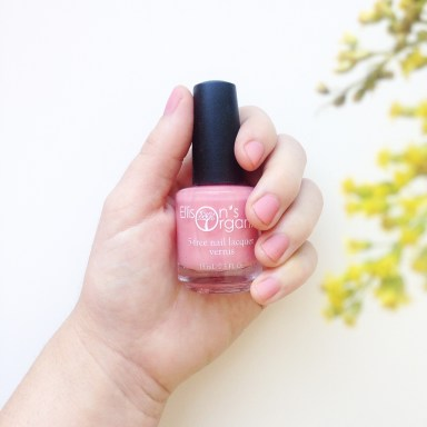 nontoxic nailpolish nail polish sustainable green ecofriendly products haul product review blog blogger sustainability ecofriendly
