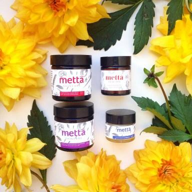 Australian skincare skin care body beauty sustainable sustainability all natural metta