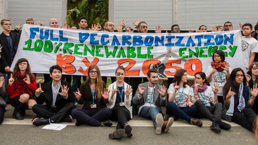 Full Decarbonization 2050