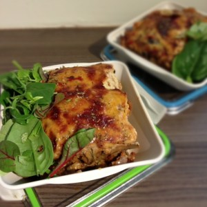Left Over Moussaka