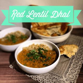 Red Lentil Dhal