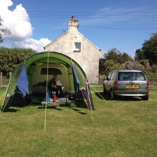 1 Penrhyn Terrace Campsite in Abersoch