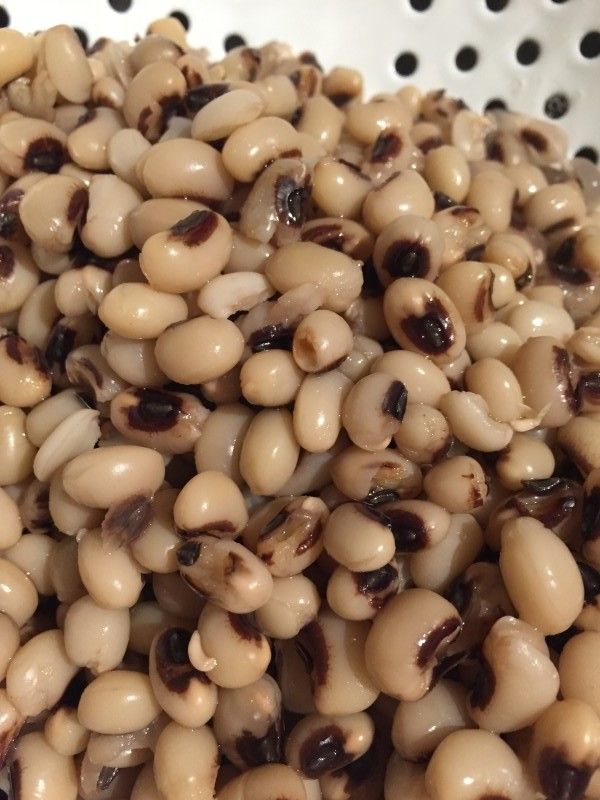 How to cook black eyed beans in a pressure cooker no soak