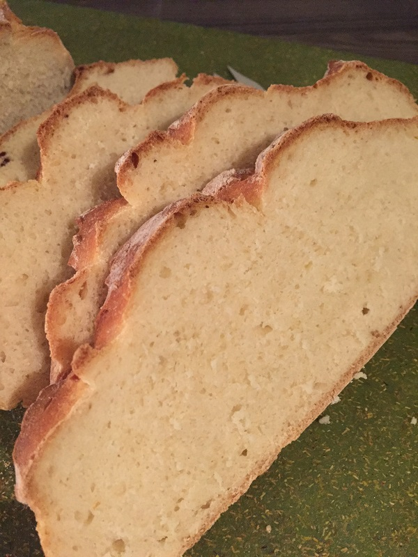 Super Quick Bread