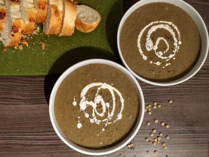 Health Boosting Spiced Green Lentil Soup | Vegan | High Protein | Susty Meals | Sarah Irving