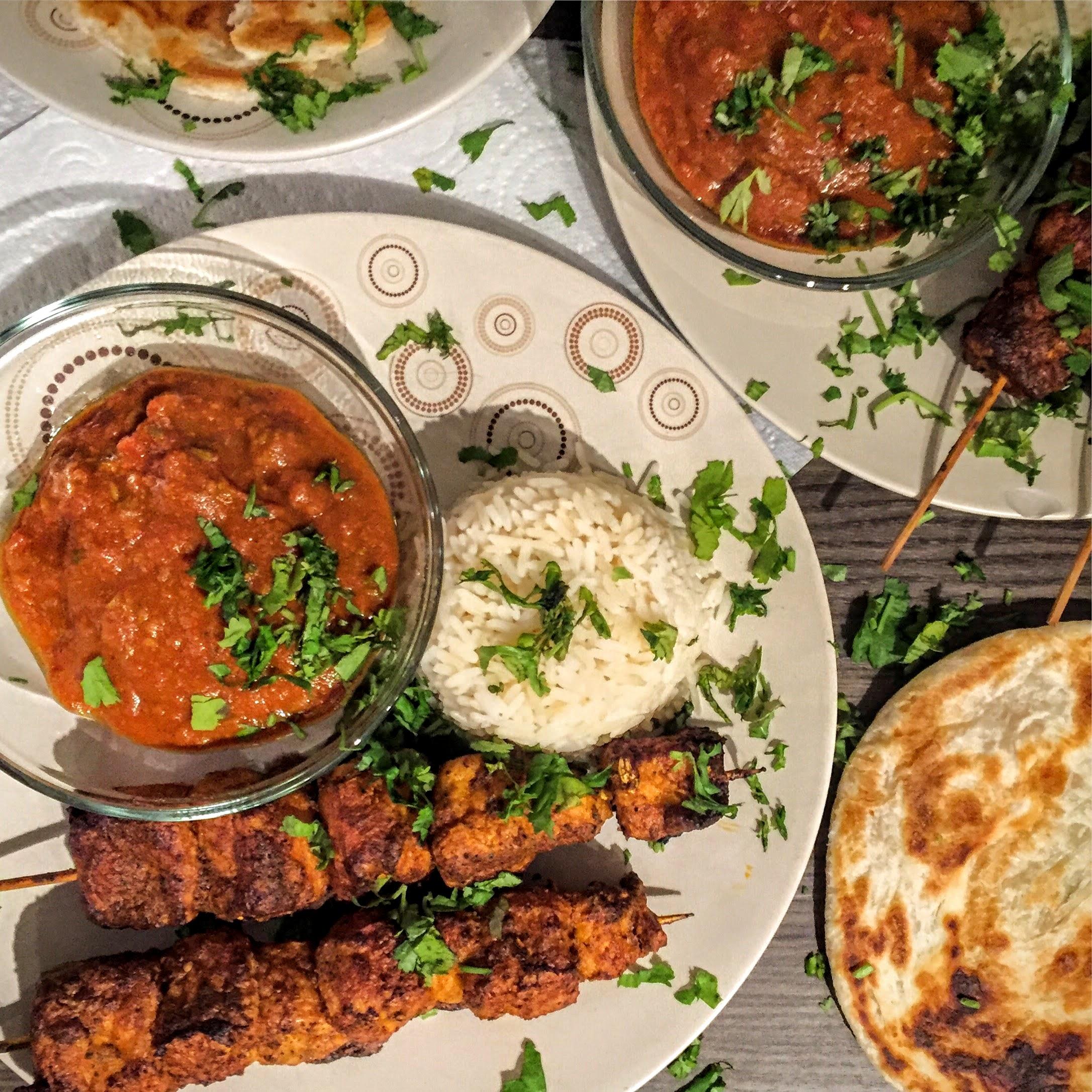 Vegan Tandoori Tofu Tikka Masala | Vegan Vegitarian Recipes | Susty Meals | Sarah Irving
