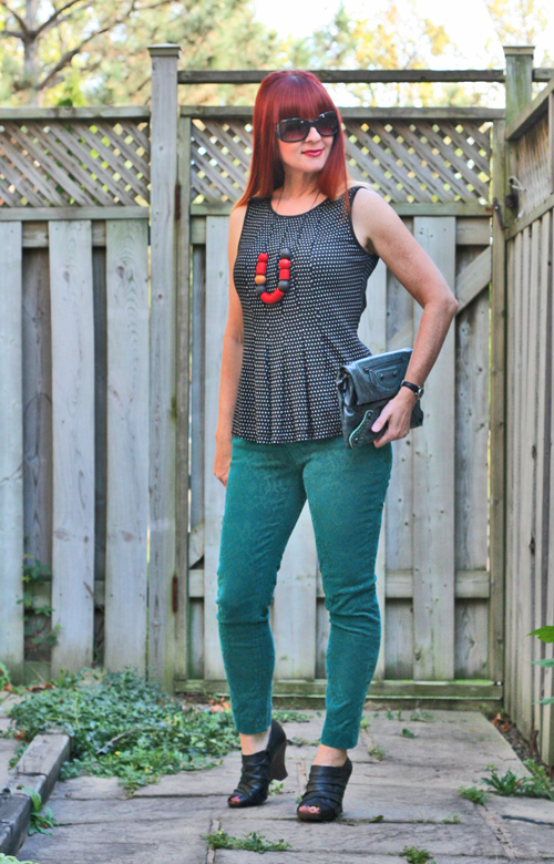 how to wear teal over 40 style suzanne carillo