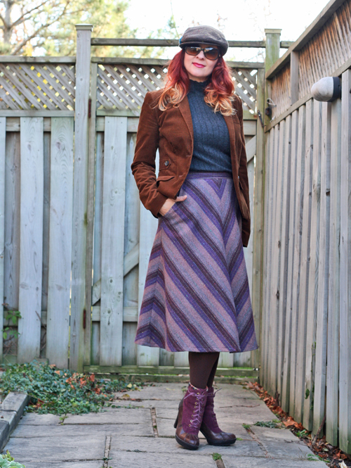 how to wear a midi skirt for winter suzanne carillo